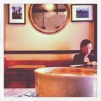 Photo taken at Café Martin by Dan G. on 10/27/2012