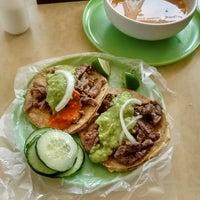Photo taken at Tacos La Güera by José Luis C. on 11/2/2016