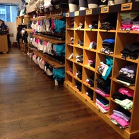 Photo taken at lululemon athletica by Liz H. on 1/23/2014