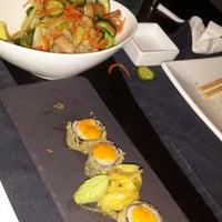 Photo taken at Ta Ta Mi   Japanese Resturant by Ahmed K. Al-Sabah on 11/29/2013