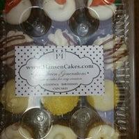 Photo taken at Hansen's Cakes by TJ on 5/10/2015