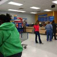Photo taken at Walmart Supercenter by RuthAnne A. on 12/27/2012