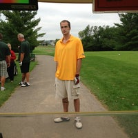 Photo taken at Edgewood Golf Course by JSN on 9/8/2013