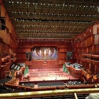 Photo taken at Alte Oper by Sascha E. on 12/16/2012