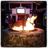 Photo taken at Ember Coal Fired Pizza by Michelle C. on 7/7/2013