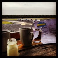 Photo taken at Hangar B Eatery by Michelle C. on 9/1/2013