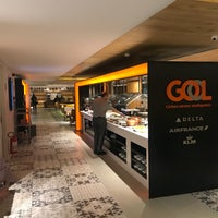 Foto tirada no(a) GOL Premium Lounge por Rogerio M. em 11/4/2017