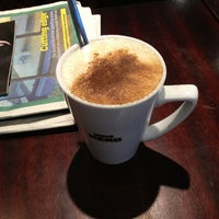Photo taken at Caffè Nero by kill k. on 1/13/2013