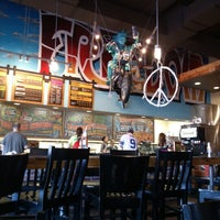 Photo taken at Freebirds World Burrito by Keith V. on 2/16/2013