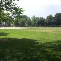 Photo taken at Mason Park Playground by Jodi F. on 7/15/2013