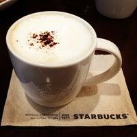 Photo taken at Starbucks by Zack S. on 10/7/2012
