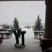 Photo taken at Links at Rainbow Curve by Amber D. on 12/6/2013