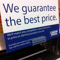 London drugs south surrey 100 15355 24th ave photo taken at london drugs by steven l on 12272012 reheart Choice Image