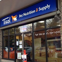 Photo taken at Tisol Pet Food & Supply by Steven L. on 11/11/2013