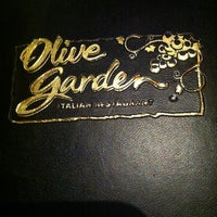 ... Photo Taken At Olive Garden By Richard C. On 3/9/2013 ...