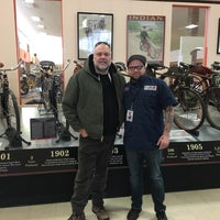 Photo taken at Motorcyclepedia Museum by Printing V. on 1/10/2016