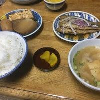 Photo taken at かどや食堂 by Yashimac on 11/20/2016
