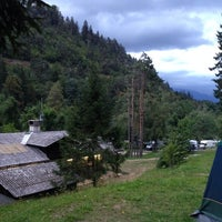 Photo taken at Camping Bled by Gregory I. on 8/26/2014