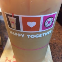 Photo taken at Dunkin Donuts by Alison C. on 6/15/2014