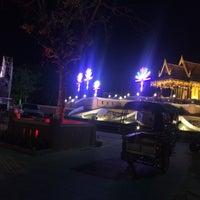 Photo taken at ศาลสมเด็จพระนเรศวรมหาราช หนองบัวลำภู by Boybrcn on 1/6/2018