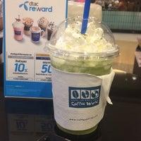 Photo taken at Coffee World by Boy_brcn on 5/11/2017