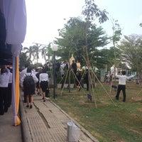 Photo taken at สถาบันพัฒนาบุคลากรท้องถิ่น by Sakeuth on 3/23/2017
