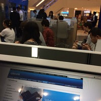 Photo taken at Citibank by Marujoh H. on 3/17/2014