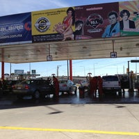 Photo taken at Trapazo Carretera Mexico by Carolina P. on 2/3/2013