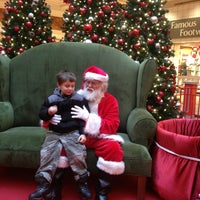 Photo taken at Westroads Mall by Myfanwy S. on 12/24/2012