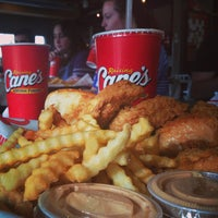Photo taken at Raising Cane's Chicken Fingers by Grayson A. on 9/19/2013