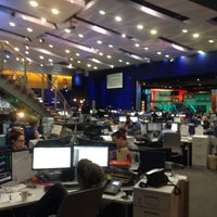 Photo taken at CNBC Headquarters by Ulrich on 7/22/2015
