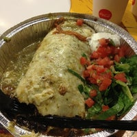 Photo taken at Cafe Rio Mexican Grill by Evelyn P. on 12/1/2012