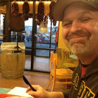 Photo taken at Cafe Rio Mexican Grill by Evelyn P. on 2/27/2013
