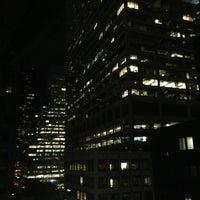 Photo taken at DoubleTree by Hilton Hotel Metropolitan - New York City by Elizabeth G. on 9/14/2013
