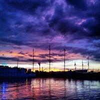 Photo taken at NDSM wharf by Александр Б. on 9/7/2013