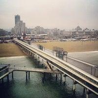 Photo taken at Scheveningse Pier by Александр Б. on 9/6/2013