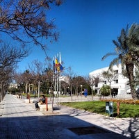Photo taken at UA - Universidad de Alicante / Universitat d'Alacant by Александр Б. on 11/21/2013