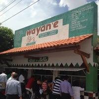 Photo prise au Wayan'e par Rubén S. le7/17/2013