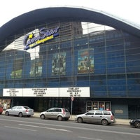 Photo taken at CineStar Tegel by Tamer O. on 1/20/2013