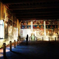 Photo taken at Palazzo Schifanoia by Gianlu C. on 1/11/2015