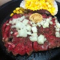 Photo taken at ペッパーランチ イオンモール高の原店 by Yoshihisa S. on 11/11/2012