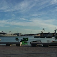 Photo taken at Port de Tarragona by Quim R. on 12/22/2016