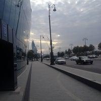 Photo taken at Koroğlu dayanacaqı by ozan ç. on 9/1/2015