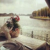 Снимок сделан в Причал пользователем Григорий У. 10/14/2012