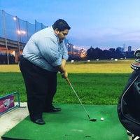 Photo taken at Pelangi Public Golf Driving Range by Firdauz C. on 8/8/2016