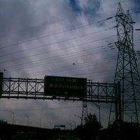 Photo taken at New Jersey Turnpike South by David N. on 10/10/2012