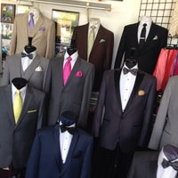 Photo taken at A Better Deal Tuxedos & Suits by Joseph S. on 3/31/2014