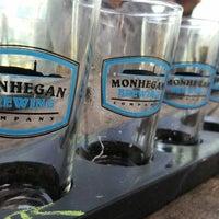 Photo taken at Monhegan Brewing Company by Chris O. on 8/25/2017