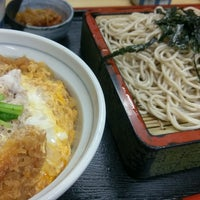 Photo taken at 生蕎麦 山中屋 by Soda_9 on 7/8/2017