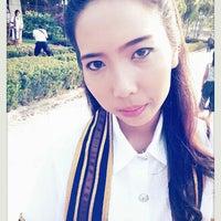 Photo taken at คณะวิทยาศาสตร์และเทคโนโลยี มหาวิทยาลัยเทคโนโลยีราชมงคลธัญบุรี by Tossapon T. on 11/23/2012